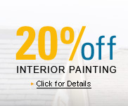 Discount Interior Painting Services