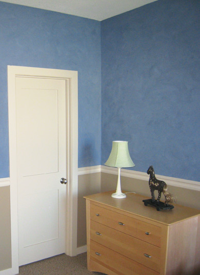 Suede Wall Finishing Interior Painting Services